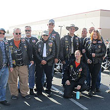 33rd Annual Red Riderz Turkey Run