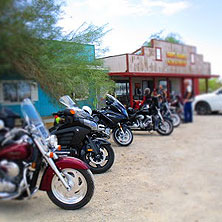 Ride to Shortbranch Saloon, Crystal NV